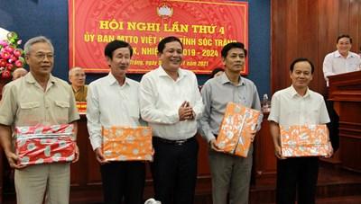 BẢN TIN MẶT TRẬN: Mặt trận Sóc Trăng tiếp tục đạt cờ thi đua xuất sắc 10 năm liền