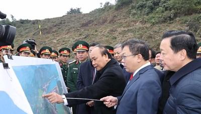 Thủ tướng phát lệnh khởi công Dự án Nhà máy thủy điện Hòa Bình mở rộng