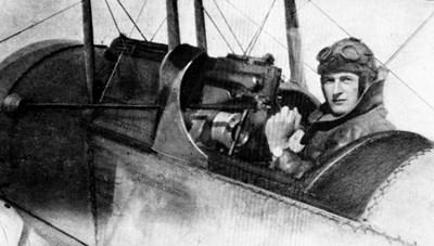 Súng máy bộ binh Vickers dùng bắn từ máy bay chiến đấu vào đầu thập niên 1910
