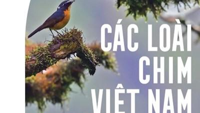 Ra mắt cuốn sách ảnh tư liệu hoàn thiện về các loài chim của Việt Nam