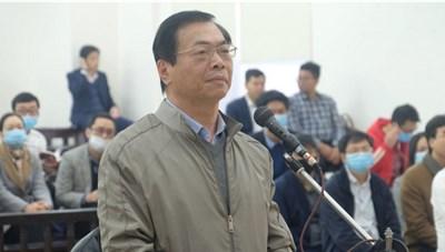 Ngày mai, mở lại phiên tòa xét xử cựu Bộ trưởng Vũ Huy Hoàng và đồng phạm