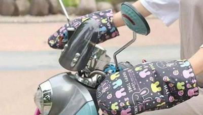 Những phụ kiện chống rét dành cho người đi xe máy