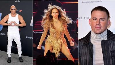 Những ngôi sao Hollywood từng là vũ công chuyên nghiệp