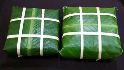 Bí kíp gói bánh chưng đẹp và vuông trong ngày Tết