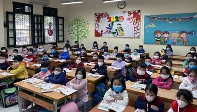 Căn cứ tình hình dịch bệnh để cho học sinh nghỉ học