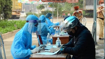 Ai đến quán Hiền Bắc, nước mắm Diêm Điền ở Thái Bình liên hệ ngay y tế