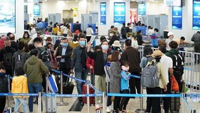 Sân bay Nội Bài đề xuất xét nghiệm Covid-19 cho 3.200 nhân viên