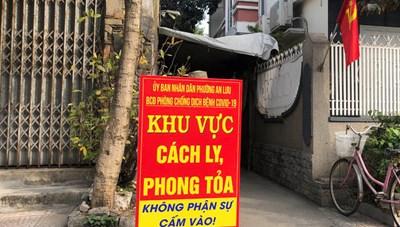 Hải Dương: Kinh Môn cách ly y tế thêm 2 cụm dân cư