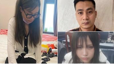 2 thiếu nữ bị bắt vì tham gia 'tiệc tất niên ma túy'
