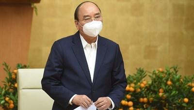 Thủ tướng: Các địa phương được áp dụng biện pháp mạnh để ngăn chặn dịch bệnh