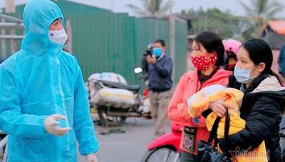 Yên Bái: Một ca nghi mắc Covid-19 liên quan chuyên gia Trung Quốc
