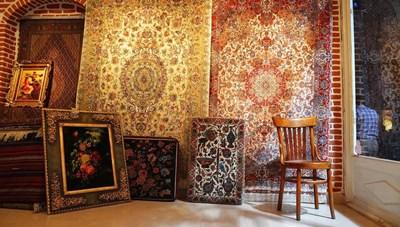 [ẢNH] Những tấm thảm Ba Tư dệt thủ công dát vàng và ngọc trai