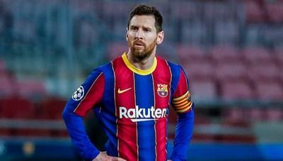 Man City bất ngờ quay ngoắt thái độ với Lionel Messi