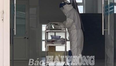 Hải Phòng: Điều trị ca mắc Covid-19 tuân thủ đúng phác đồ của Bộ Y tế