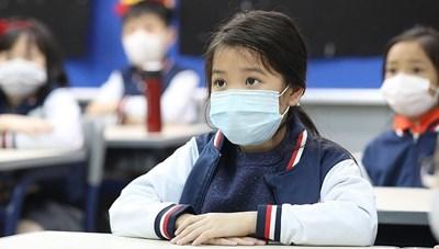 Đã có hơn 50 tỉnh thành cho học sinh trở lại trường