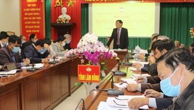 BẢN TIN MẶT TRẬN: Hiệp thương, giới thiệu người ứng cử đại biểu Quốc hội, HĐND các cấp