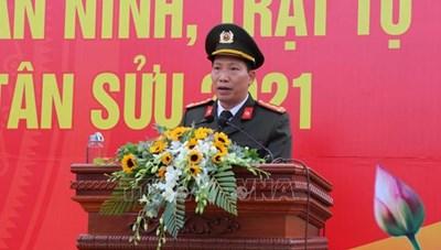 Tân Phó Chủ nhiệm UBKT Đảng ủy Công an Trung ương là ai?