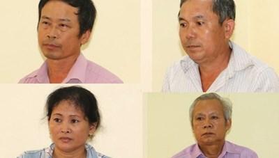 Lập khống hồ sơ, 4 cán bộ thôn bị khai trừ Đảng