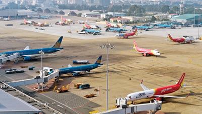 Yêu cầu đánh giá năng lực nhà thầu sửa sân bay Nội Bài và Tân Sơn Nhất