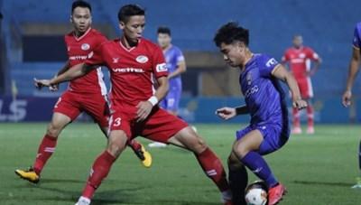 V-League trở lại: Viettel đối mặt lịch thi đấu dày như Man City