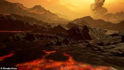 Phát hiện một hành tinh 'có nhiều đá, giống Trái Đất'