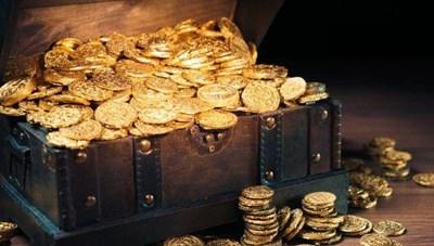 Tìm thấy kho báu đồng tiền vàng cổ trị giá hơn 4 tỷ đồng
