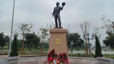 Tượng đài văn hóa Pushkin ở Việt Nam