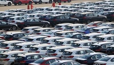 Ô tô nhập về Việt Nam tăng sốc, thị trường xe hơi sắp 'nóng' trở lại?