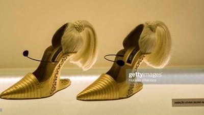 [ẢNH] Những đôi giày có kiểu dáng độc lạ 'nhất quả đất'