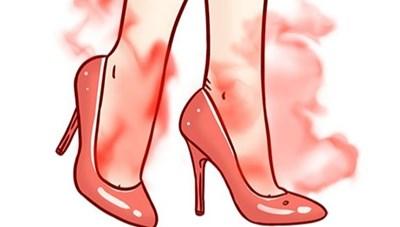 Những sai lầm khi chọn giày dép mùa hè ảnh hưởng đến sức khỏe