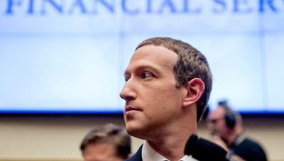 Dữ liệu cá nhân hơn nửa tỷ người dùng Facebook bị đăng tải