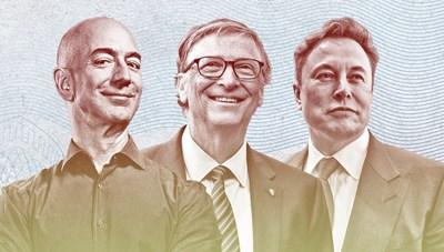 10 người giàu nhất thế giới là những ai?