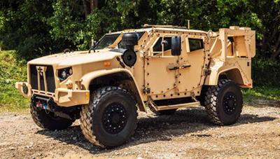 Những 'khủng long' trong thế giới xe quân sự