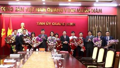 Quảng Ninh: Kiện toàn chức danh lãnh đạo 3 Sở qua thi tuyển