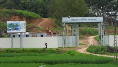 Yên Sơn, Tuyên Quang: Nghĩa trang 'mọc' sát nhà dân