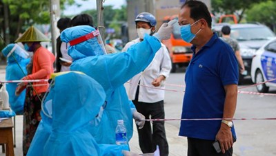 TP Hồ Chí Minh: Chỉ đạo khẩn về kiểm soát người nhập cảnh trái phép
