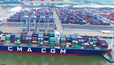 Vận tải biển: Giảm sức cạnh tranh vì giá cước