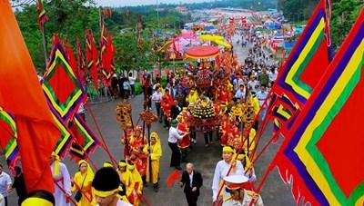 Chuẩn bị chu đáo Lễ hội Đền Hùng