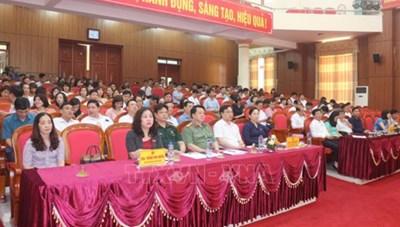 Cử tri tỉnh Hà Nam kiến nghị nhiều vấn đề thiết thực