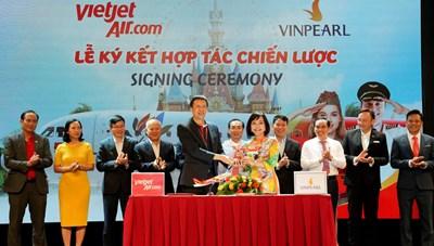 Vietjet kết nối Phú Quốc với Thanh Hoá, Đà Lạt, Nha Trang, Huế, Cần Thơ