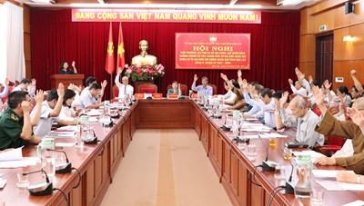 Đắk Lắk: Không đưa vào danh sách ứng cử đại biểu HĐND tỉnh 13 người