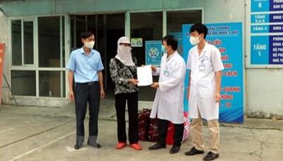 Hải Dương: Bệnh nhân Covid-19 cuối cùng được xuất viện