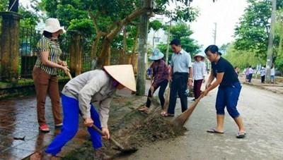Điện Biên: Duy trì hơn 1.330 tổ tự quản bảo vệ môi trường