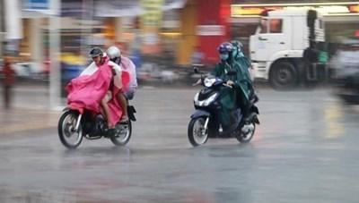 Sáng nay, Hà Nội có mưa dông, đề phòng lốc, sét, gió giật mạnh