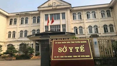 Tuyên Quang: Nhiều sai phạm trong sử dụng Quỹ Bảo hiểm y tế, đấu thầu thuốc