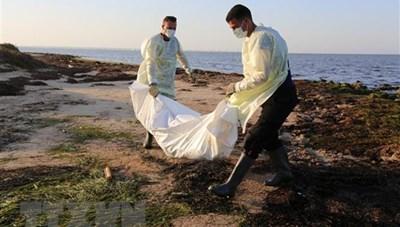 Hơn 40 người di cư thiệt mạng trong vụ chìm thuyền ngoài khơi Tusinia