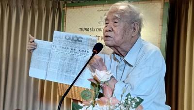Báo chí Việt Nam 1946 - 1954: Từ Hà Nội đến Chiến khu Việt Bắc