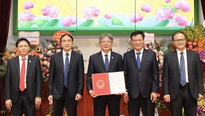 Bệnh viện Hữu nghị Việt Đức được công nhận là Trung tâm đào tạo tiêu chuẩn toàn cầu