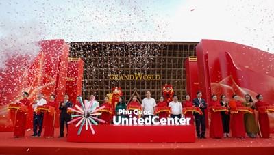 Vingroup khai trương siêu quần thể nghỉ dưỡng, vui chơi, giải trí hàng đầu Đông Nam Á – Phú Quốc Center