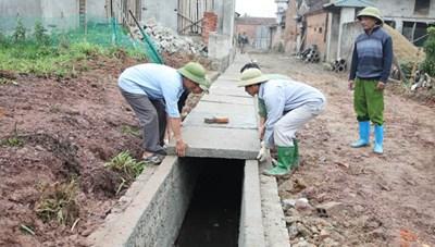 Khơi sức dân xây dựng nông thôn mới